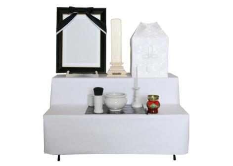 ご自宅用後飾り祭壇